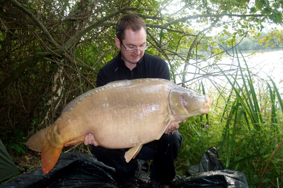 52lbs, Mark Beardmore