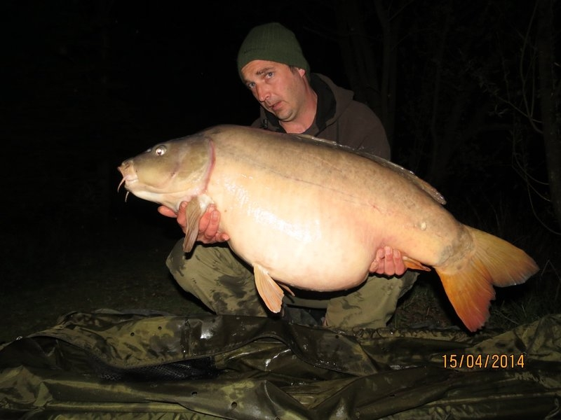 48lbs 10oz Stuart Hicks