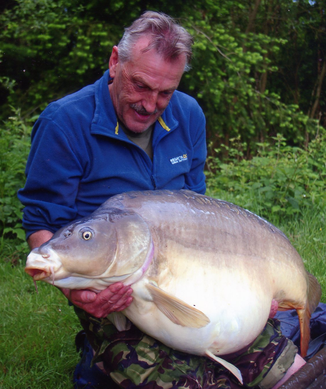 59lb 14oz, Roy Williams